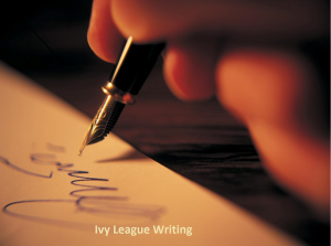 Ivy League Writing2